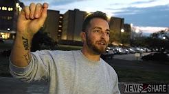 Activist Adam Kokesh Speaks Out Following White House Arrest