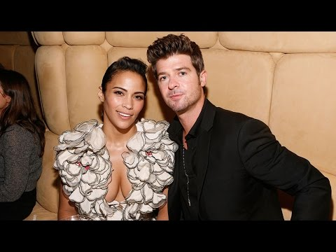 Paula Patton Requests Change of Custody Over Son Accuses Ex Robin Thicke of 'Excessive Spanking'