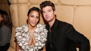 Download lagu Paula Patton Requests Change of Custody Over Son Accuses Ex Robin Thicke of Excessive Spanking MP3