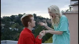 Proposing to my girlfriend..