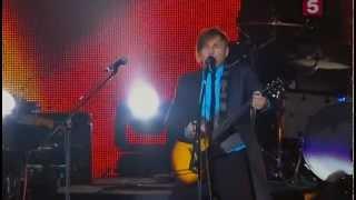 Мумий Тролль. Отчетный концерт в Санкт-Петербурге. 2010