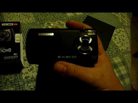 Samsung i8510 Innov8 Unboxing and Vs Nokia 5800 Express Music & Blackberry 9000 Bold