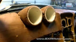 Clay Sculpting Interior with Chavant Y2-Klay - Bailey Blade XTR - Part 71
