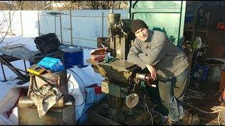 Купил и переделал фрезер ВМ130н