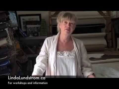 DIY with Linda 'Make Your Own Fabric'
