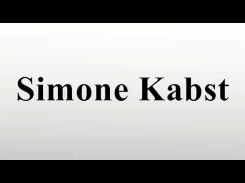 Simone Kabst