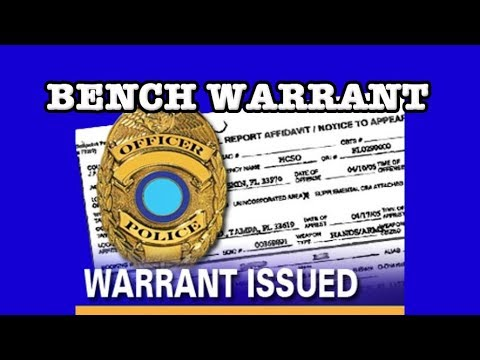 Do California bench warrants cross state lines?