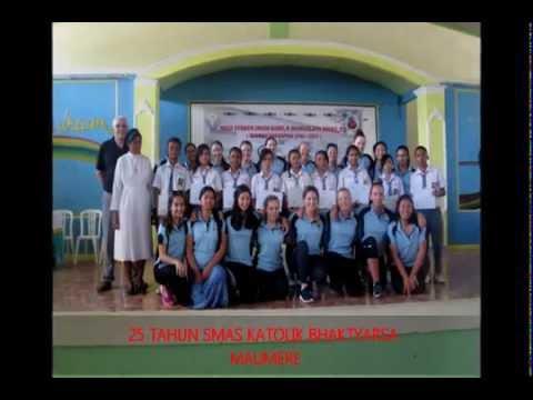 CERDON COLLEGE AUSTRALIA VS BHAKTYARSA SENIOR HIGH SCHOOL MAUMERE_FLORES_INDONESIA (PART 1)