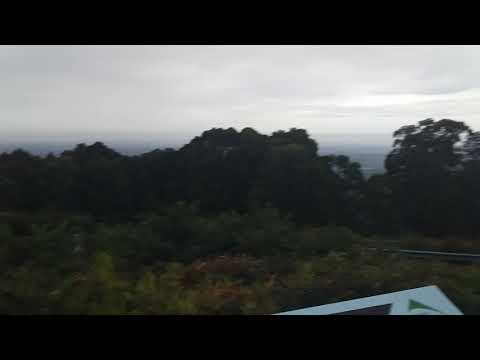 Mt Dandenong observatory with Explore Melbourne group 2