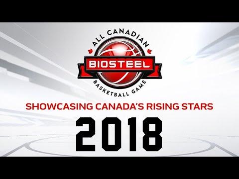 2018 BioSteel All Canadian Game - FULL TSN Broadcast