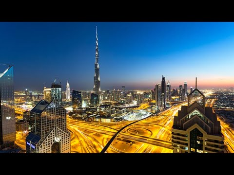 Dubai UAE   Luxury Playground for rich people March 2016