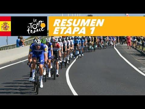 Resumen - Etapa 1 - Tour de France 2018