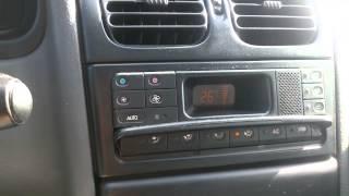 Otomobil Sıcaklık Göstergesindeki Hataların Nedeni Ölçümün Farların Arasından Yapılması