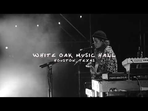 Tash Sultana Live @ White Oak Music Hall - Houston, USA. May 2018