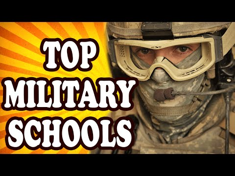 Top 10 Best Military Schools in United States of America — T