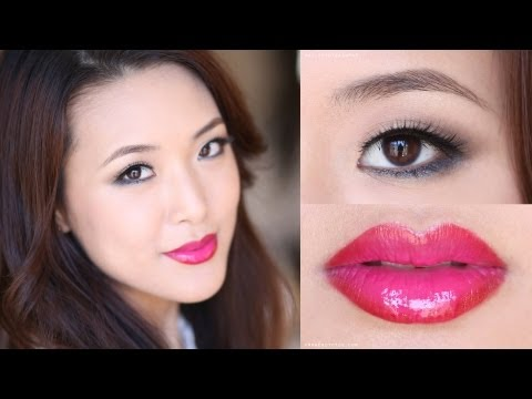 TUTORIAL: Elegant Date Night with Ombré Lips