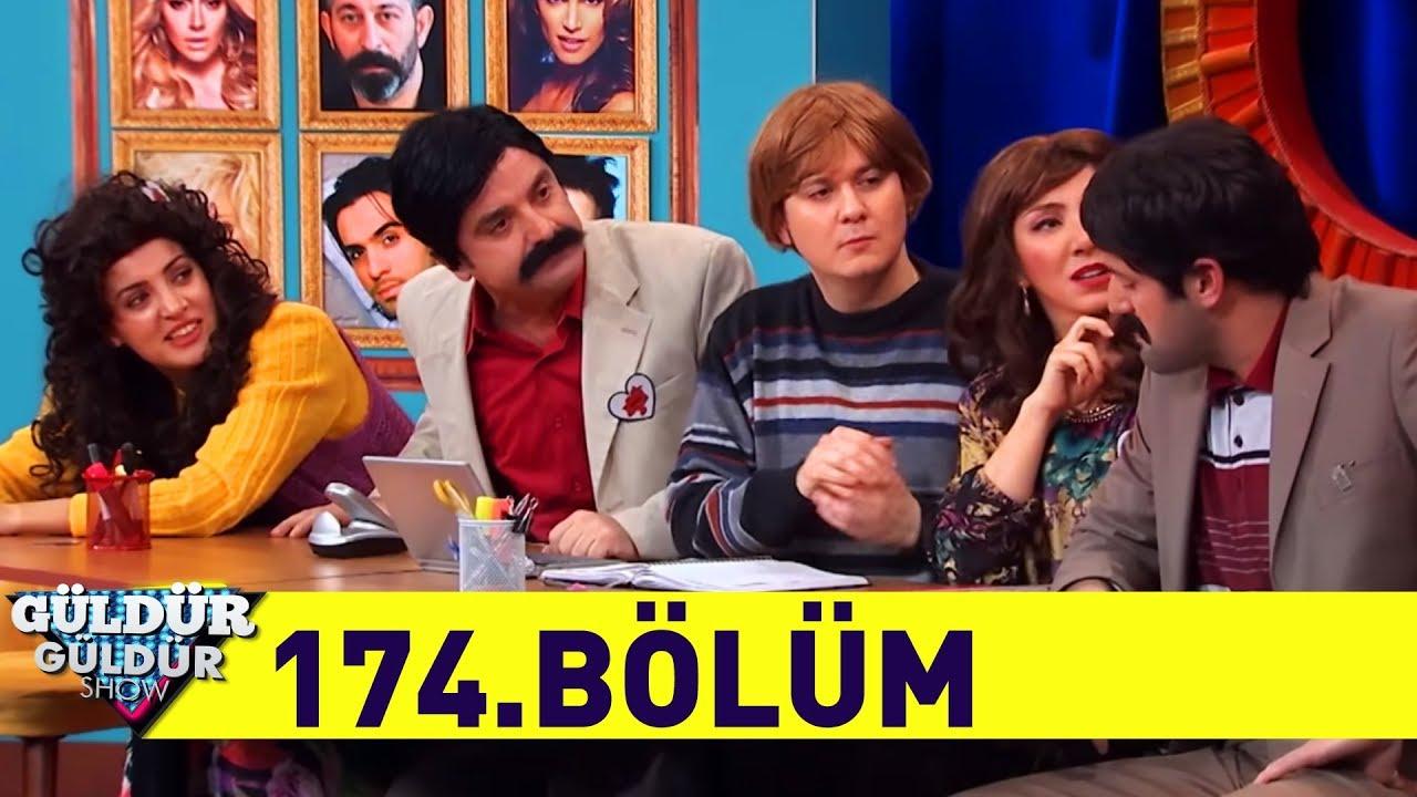 Güldür Güldür Show 174. Bölüm Tek Parça Full HD
