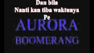 Boomerang aurora
