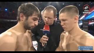 Халид Гаджиев vs. Никита Солонин / Khalid Gadzhiev vs. Nikita Solonin