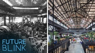 We Toured a Historic Naval Yard-Turned-Tech Lab