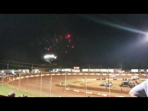 Dixie Speedway Woodstock Ga 6/29/19