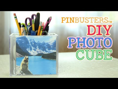 DIY Photo Cube // DOES THIS REALLY WORK?