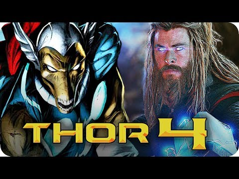THOR 4 Movie Preview (2021) What to expect from THOR: LOVE AND THUNDER