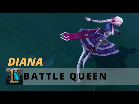 Battle Queen Diana - League of Legends