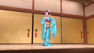 Japanese Folk Music and Dance | Kyo-Mai dance, ''Odori'' (踊) at Gion Corner