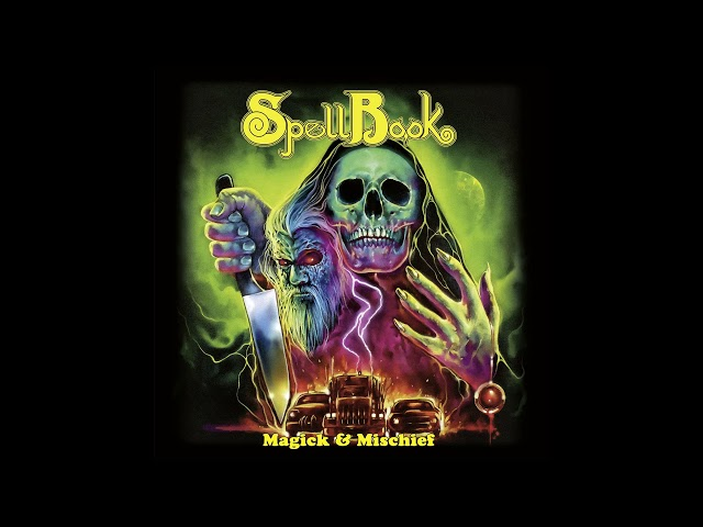 SPELLBOOK - Wands To The Sky
