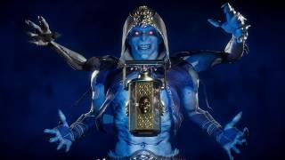 Mortal Kombat 11 — открывающий трейлер: Коллекционер