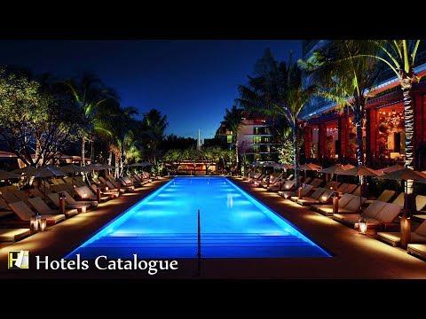The Miami Beach EDITION Hotel Tour - 5-Star Luxury Miami Beach Hip Hotels