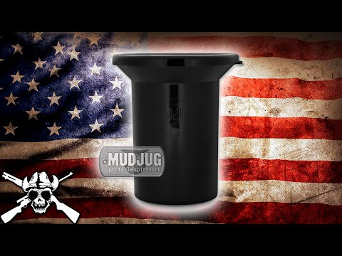 MUDJUG! Proudly NOT made in China!!!