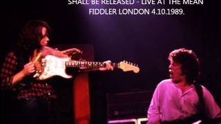 I SHALL BE RELEASED - RORY GALLAGHER - THE MEAN FIDDLER VERSION
