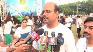 SBI Green Marathon 2018 | Swaminathan J | CGM SBI Hyderabad Circle