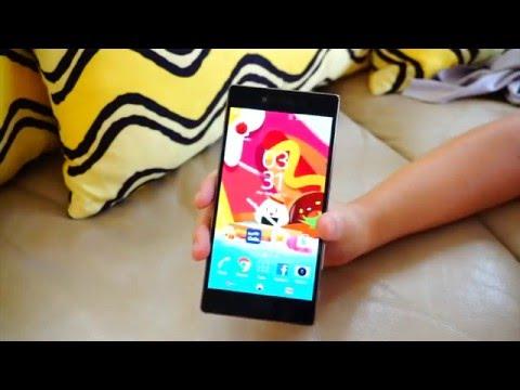 [Full HD] รีวิว Sony Xperia Z5 Premium : EP1 : สวยใสปิ๊ง