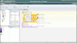 Construct2Live Class Extra State vs Change 2 4