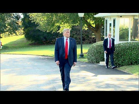 В США опубликована стенограмма телефонного разговора Дональда Трампа с Владимиром Зеленским.