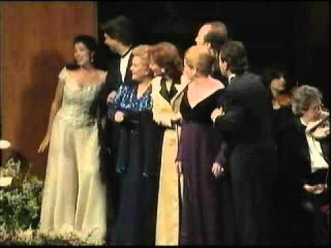 Lullaby of BroadwayTogether  Hadley, Horne, von Stade, Fleming, Futral, Ramey, Croft