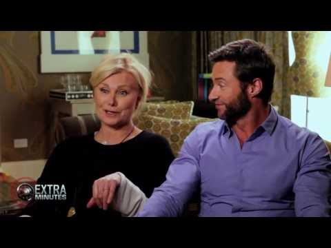 EXTRA MINUTES | Hugh Jackman discusses his extensive training regime.