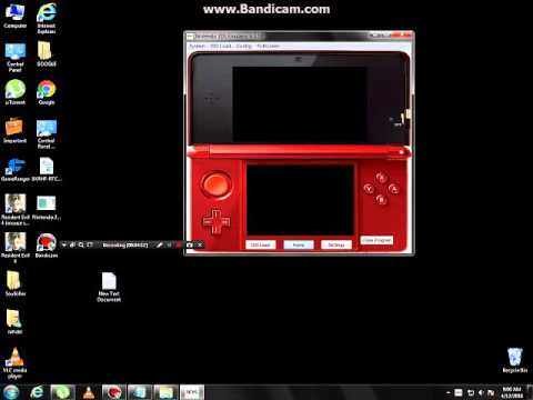 3ds emulator 1.1.7 with bios torrent