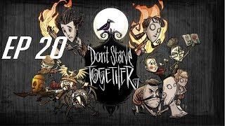 Video de DON'T STARVE TOGETHER - BOSS DE LAS CUEVAS, TOADSTOOL, ADIOS AMIGOS! EP 20
