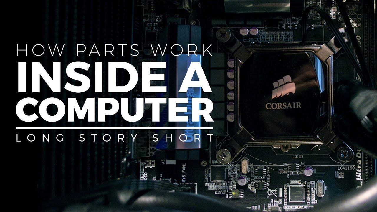 Anatomy of a PC - YouTube