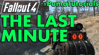 FALLOUT 4: Unique Weapons Guide - How to get The Last Minute Gauss Rifle #PumaTutorials
