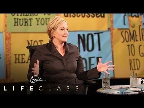 Brené Brown: A Thing Scarier Than Being Vulnerable | Oprah's Lifeclass | Oprah Winfrey Network