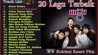 Gambar cover 20 lagu terbaik UNGU