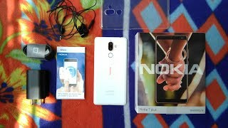 Unboxing | Nokia 7 plus White/Copper TA-1046