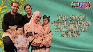 Dato Sri Siti Nurhaliza Bawak Siti Aafiyah Datang Meletop La Meletop Raya Nabil Neelofa MP3
