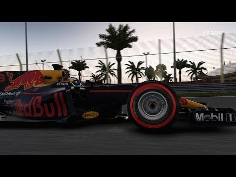 F1 2017 KARIERA [LIVE] | Red Bull Racing | Sezon 2 - GP Bahrajnu