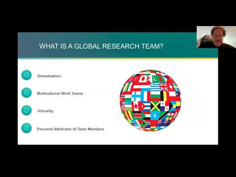 SIETAR Europa Webinar: How to manage a global research team successfully͟